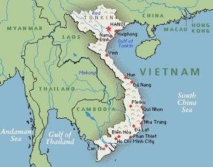 diane lee blogger vietnam
